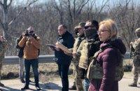 Україна забрала з ОРЛО 60 в'язнів