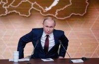 """Путін заявив, що військову техніку """"ЛДНР"""" поставляють """"симпатизуючі країни"""""""