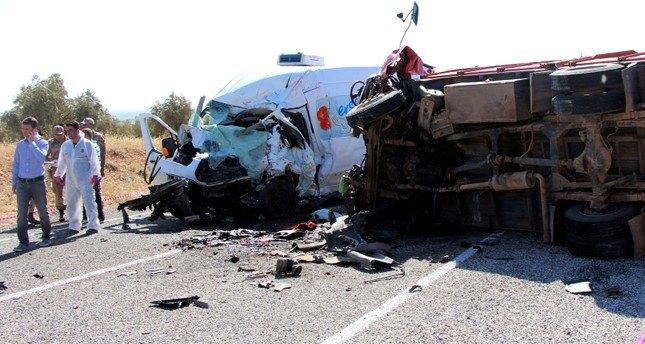 Встрашном ДТП вТурции погибли семь человек
