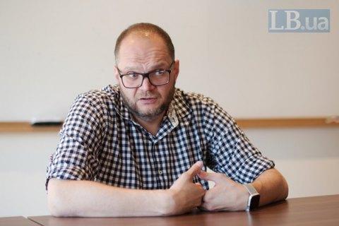"""Бородянський запропонував ввести кримінальну відповідальність для ЗМІ за """"спотворення громадської думки"""""""
