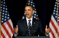 Доходы Обамы за год сократились втрое