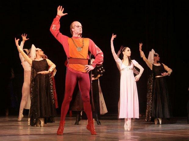 """Балет """"Ромео і Джульєтта"""" (1971), постановник Анатолій Шекеря"""
