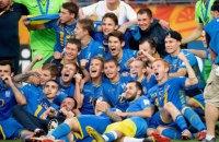 Футболисты молодежной сборной Украины едва не сорвали итоговую пресс-конференцию главного тренера