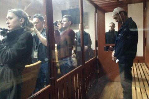 Харьковского террориста суд отправил под стражу на 2 месяца