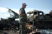 На Донбассе за сутки один военный убит, один ранен
