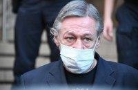 Російського актора Єфремова засудили до 8 років ув'язнення за смертельну ДТП (оновлено)