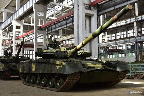 «Укроборонпром» показав відео випробувань «літаючого» танка для десантників