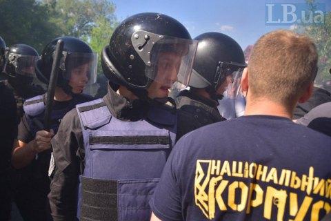 """""""Нацкорпус"""" отверг обвинения бывших добровольцев Кравченко и Филимонова в том, что их избили побратимы"""