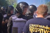 """""""Нацкорпус"""" відкинув звинувачення колишніх добровольців Кравченка і Філімонова в тому, що їх побили побратими"""