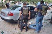 """СБУ в Одесі затримала банду """"злодія в законі"""", яка викрадала людей"""