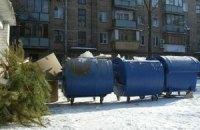 Мусор из Киева будут сжигать четыре завода