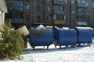 Киевлян будут штрафовать за каждую брошенную бумажку