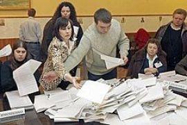 """ЦИК принял 62 протокола с """"мокрыми"""" печатями"""