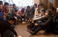Во Львове поймали 15 нелегалов из Бангладеш