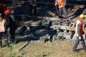 На території ДНР підірвали залізницю