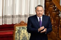 Назарбаєв схвалив перехід Казахстану на латиницю
