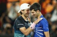 Надаль узнал соперника по финалу Australian Open