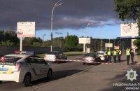 В столичном Гидропарке двое мужчин устроили драку со стрельбой