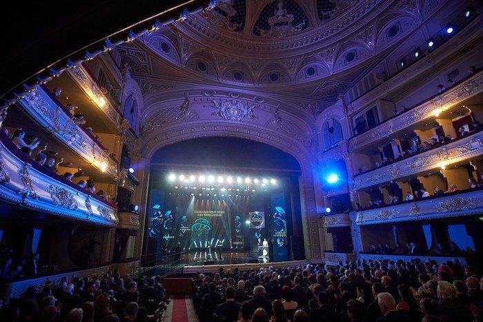 Церемонія вручення Шевченківської премії 2020