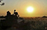 Російські окупанти п'ять разів обстріляли позиції ОС на Донбасі