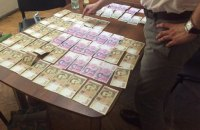 Мэр города Ромны задержан на взятке ₴40 тыс.