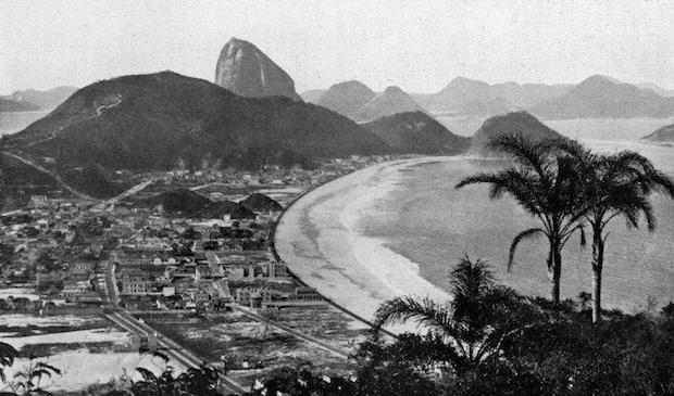 Ріо-де-Жанейро, 1920 рік