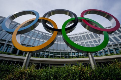 """""""Прагнення до досконалості"""". Відбулася презентація емблеми Олімпійських ігор 2024 року"""
