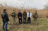 В Одеській області прикордонники припинили незаконне переправлення громадян Туреччини в Україну