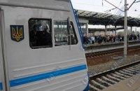 Проект электрички в Борисполь тормозится из-за китайцев