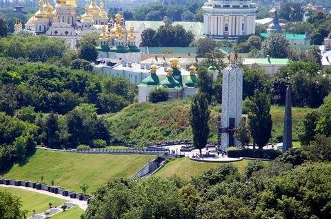 Кириленко перейменував Меморіал пам'яті жертв голодоморів