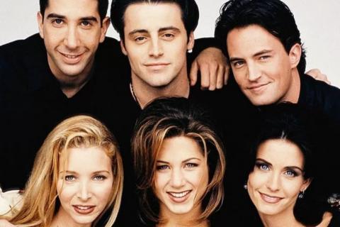 THK: актеры сериала «Друзья» ведут переговоры осъемках нового эпизода