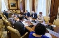 В Офісі президента відбулася зустріч з послами G7 щодо судової реформи