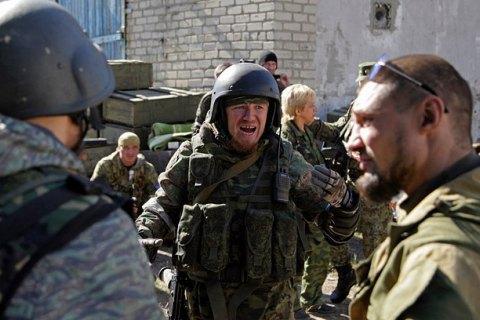 За добу бойовики 105 разів порушили режим тиші на Донбасі