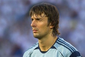 Шовковский: смотрел матч Украина- Греция со слезами на глазах