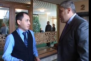 """Крымский депутат - журналисту: """"Какой-то бык будет указывать мне, что делать"""""""
