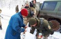 Штаб АТО подтвердил возвращение контроля над селами Травневое и Гладосово из серой зоны