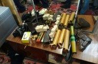 В Ивано-Франковской области у прапорщика на пенсии нашли 22 гранатомета
