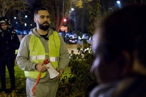 """Во Франции лидера """"желтых жилетов"""" оштрафовали на 1,5 тыс. евро"""
