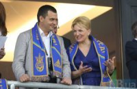 Богатырева призвала врачей брать пример с украинской сборной по футболу
