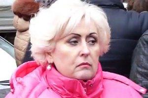 Мэр Славянска поддержала захват милиции