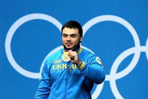 Украинский олимпийский чемпион дисквалифицирован за допинг