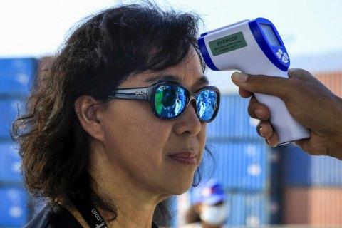 На мероприятиях с участием руководства страны журналистам будут мерить температуру