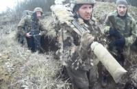 Штаб ООС обнародовал видео убийства украинского военного российским снайпером