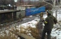 Силовики провели зачистку в Золотом Луганской области