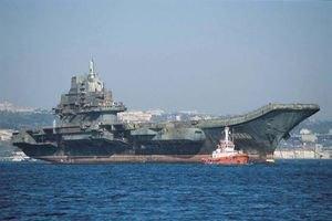 """Россия направила к берегам Сирии ракетный крейсер """"Варяг"""""""