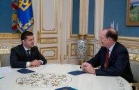 Зеленский встретился с новым главой Всемирного банка
