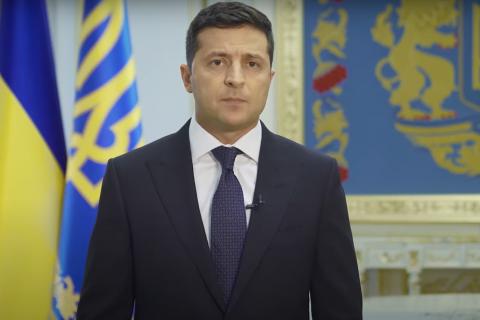 Зеленський закликав ООН спільно розробити план заходів з відновлення Донбасу