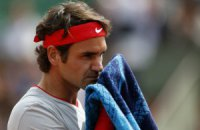 Федерер уперше з 2002 року не зміг вийти в четверте коло AusOpen