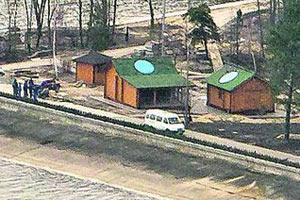 Янукович в Межигорье разводит голубей