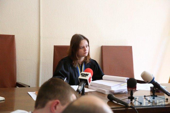 Судья Светлана Кушнир